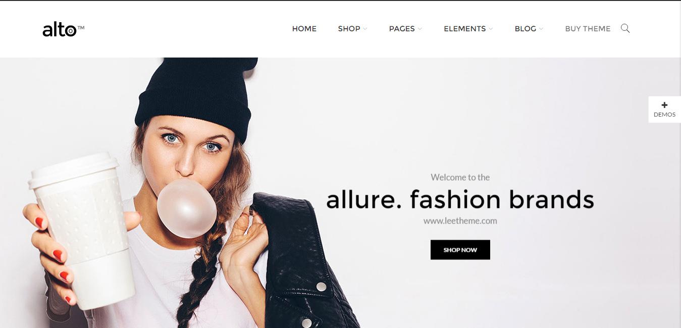 Alto - Multipurpose WooCommerce Theme