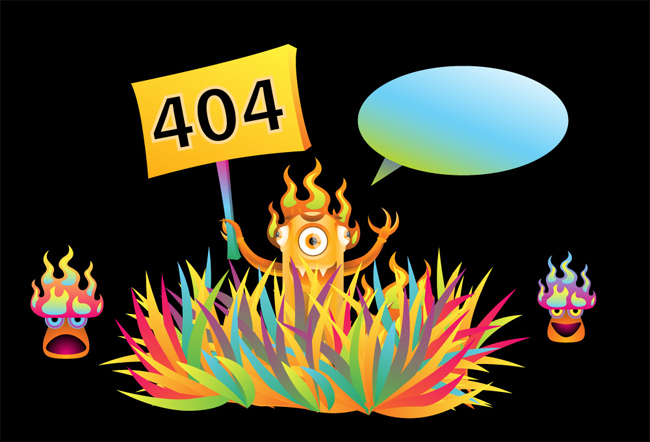 free-monster-404-error-page-illustration