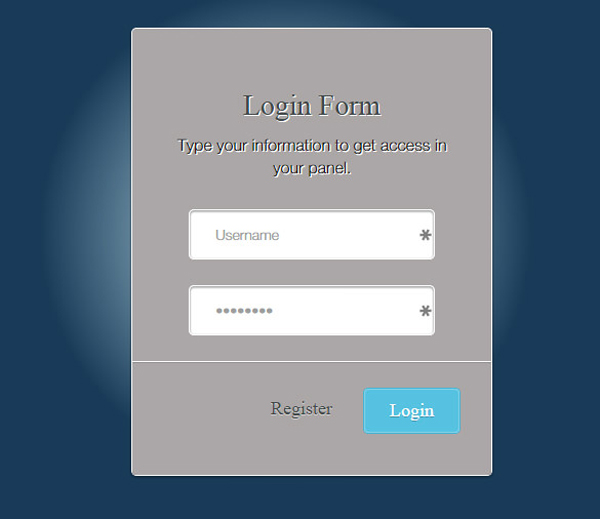 html5-boilerplate-login-form-for-company