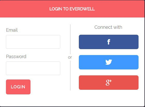 login-to-everdwell