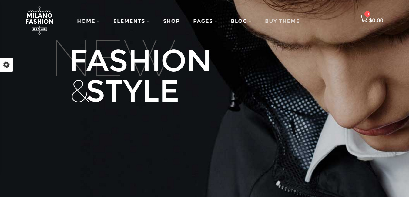 Milano - Fashion Responsive WooCommerce Theme
