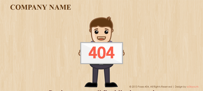 poses-404-page-not-found-template