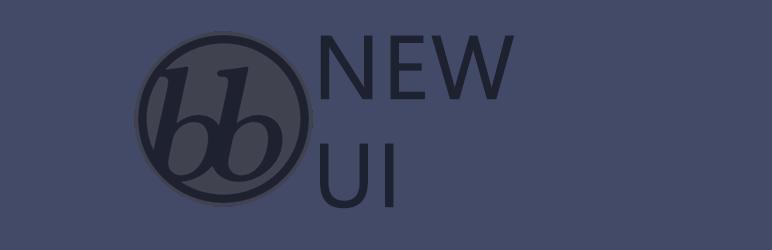 bbPress - New UI