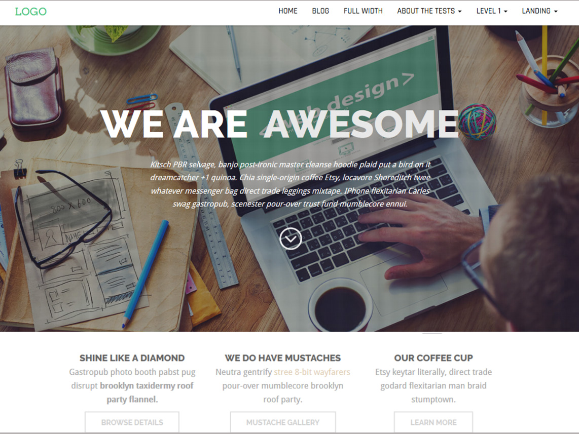 10 best free wordpress themes for industrial business 2017 dovethemes the business press is creative modern and good industry wordpress subject intended for online sack store pack shop mold pack store tote store and sacks friedricerecipe Choice Image