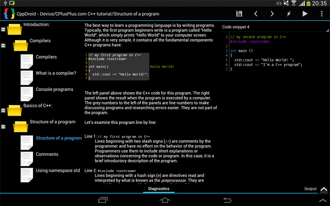 6 Best Android Code Editors - DoveThemes