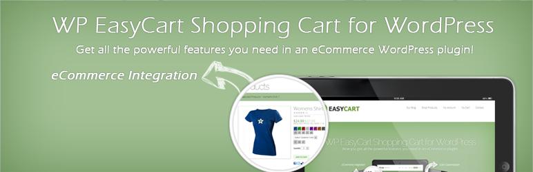 eCommerce Shopping Cart by WP EasyCart