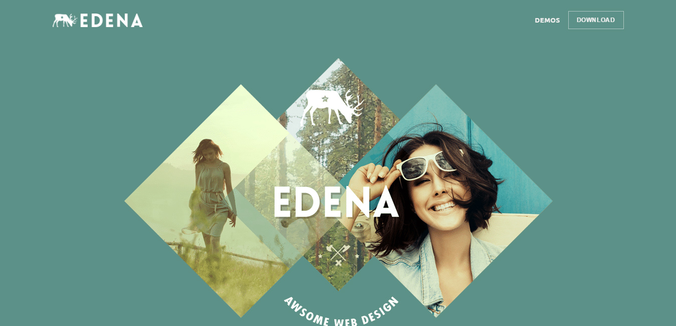 Edena - Multipurpose WordPress Theme