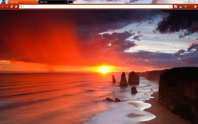 australian-sunset
