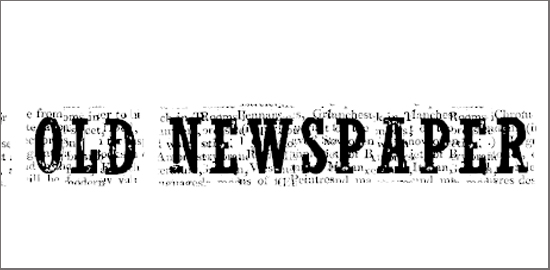 nelson-old-news-paper-font