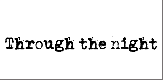 through-the-night