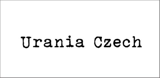 urania-czech-font