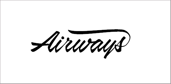 airways-font
