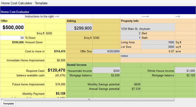 home-cost-calculator