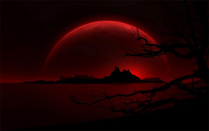 crimson-night