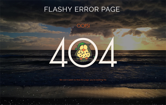 35 Best Free 404 Error Page Website Templates - DoveThemes
