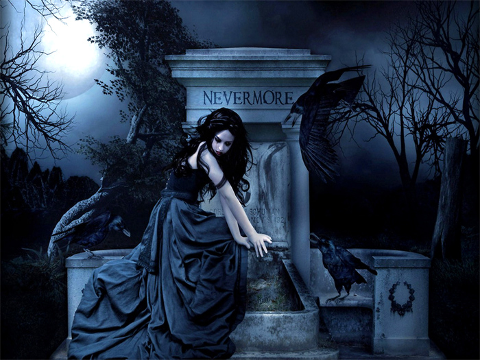 nevermore-gothic-wallpaper